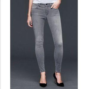 Mid-Rise True Skinny Jeans (Tall)